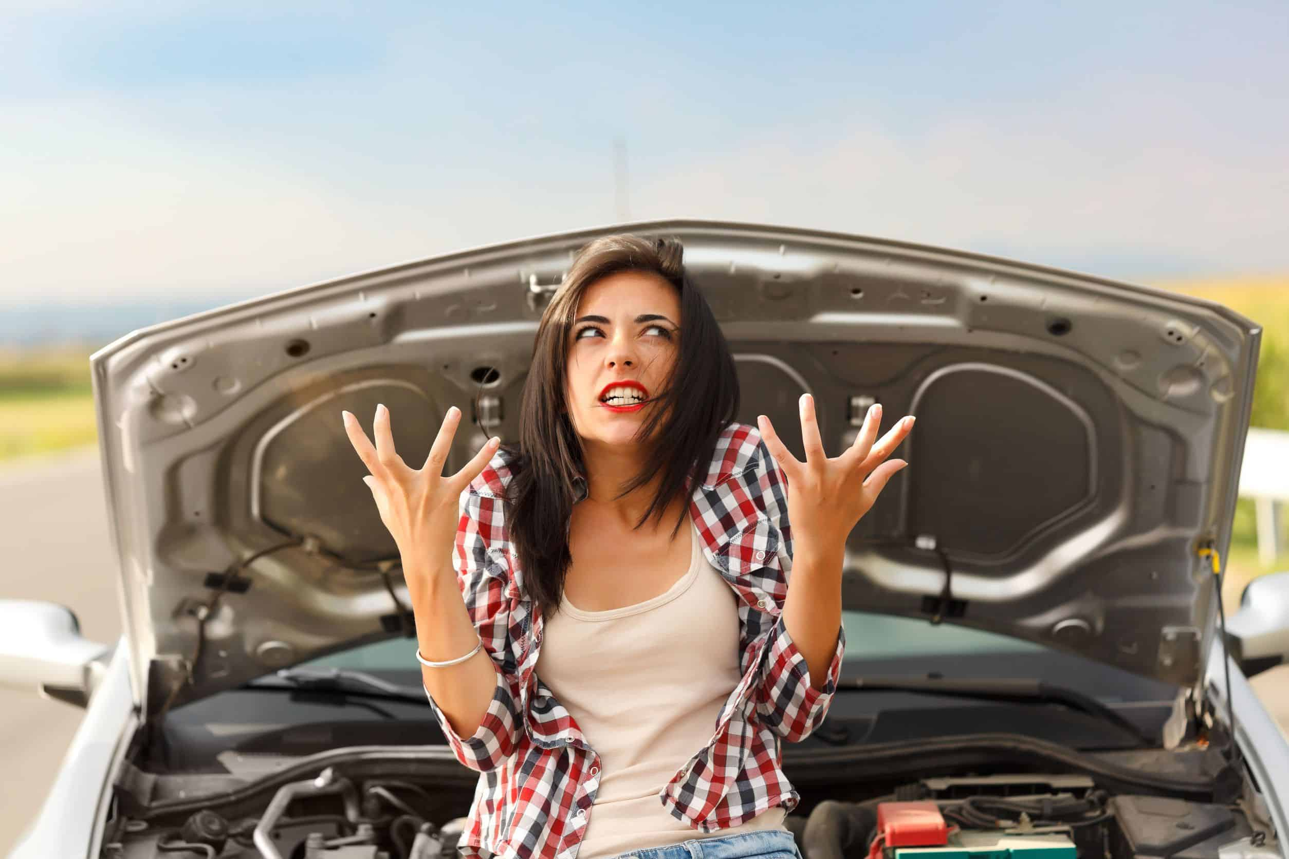 Buy a new car or fix the one I have?