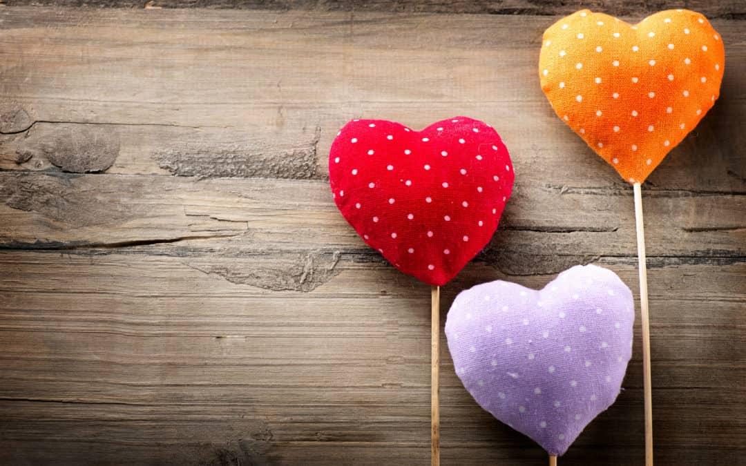 Get Creative on Valentine's Day