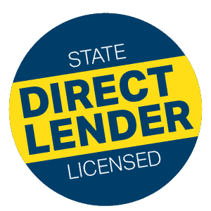 State Licensed Direct Lender